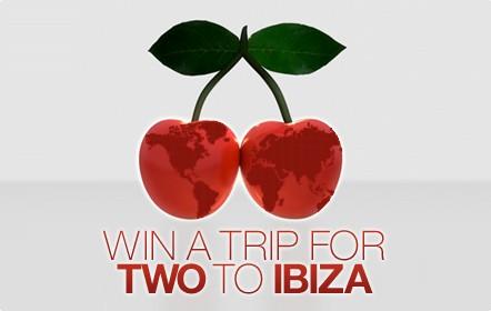 Win a trip to Ibiza
