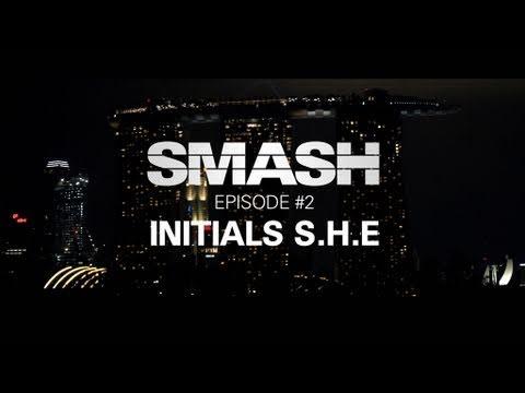 "Martin Solveig Smash Episode #2 ""Initial S.H.E."""